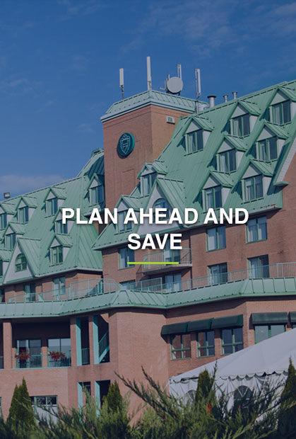 Plan Ahead and Save